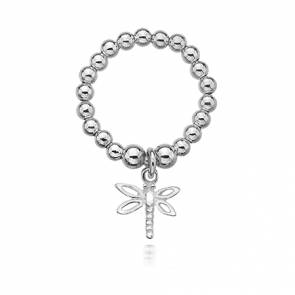 Dollie Lexie Dragonfly Ring - R0014