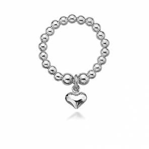 Dollie Paris Heart Ring - R0005