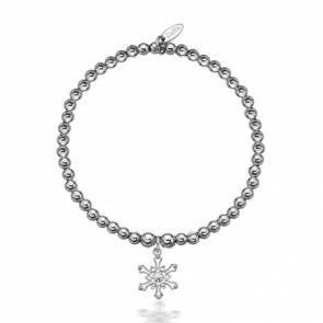 Dollie Winter Snowflake Bracelet - B0016