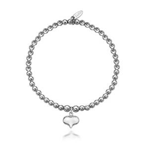 Dollie Paris Heart Bracelet  - B0003