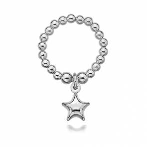 Dollie Astra Star Ring - R0009