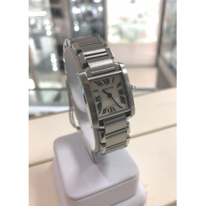 NEW IN! Cartier Tank Francaise