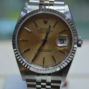 Rolex - Steel Oyster Perpetual Datejust