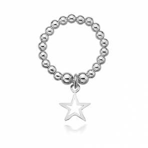 Dollie Stela Star Ring - R0003