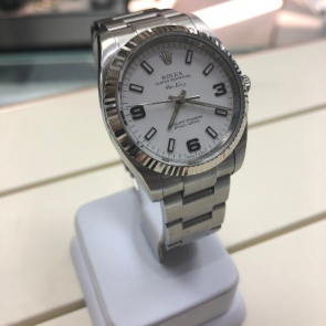 NEW IN! Oyster Perpetual Steel Air King Rolex